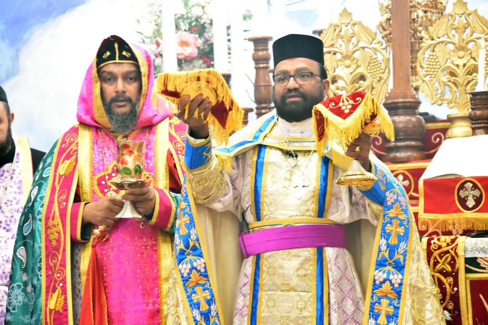 Achan's Ordination