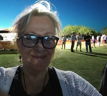 At Balloon Festival, Cave Creek, AZ