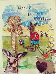 Arnold the Kangaroo