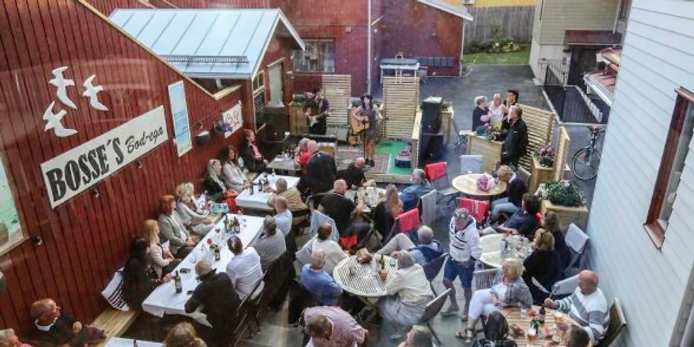 Cafe Bakgården, Lysekil