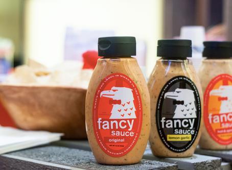 Fancy Sauce 1st Food Show.
