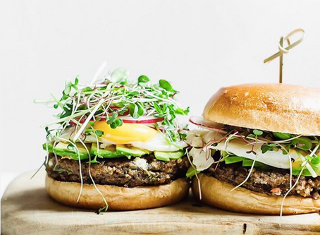 Building the Perfect Veg Burger.