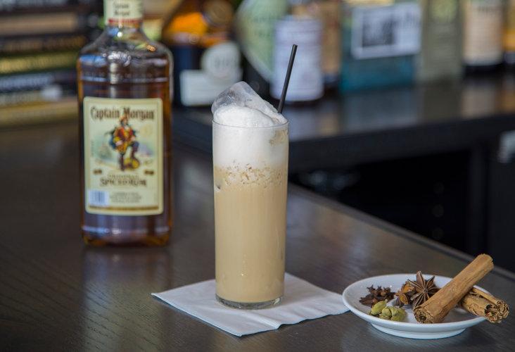 Summer Spiced Rum