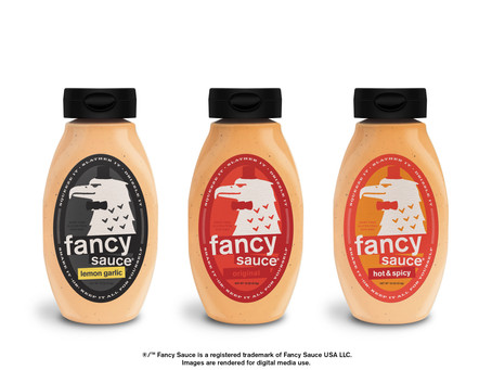 Fancy Sauce to Launch
