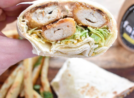 Next Level Wrap Right Here!