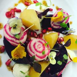Beetroot salad image for the website