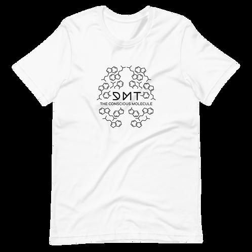DMT: The Conscious Molecule Short-Sleeve T-Shirt [Unisex]