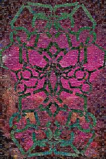 Mosaically-DMT The Spirit Molecule NFT.j