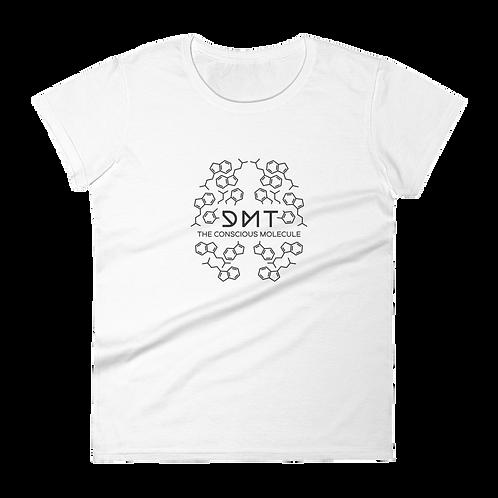 DMT: The Conscious Molecule Short Sleeve T-shirt [Women's]