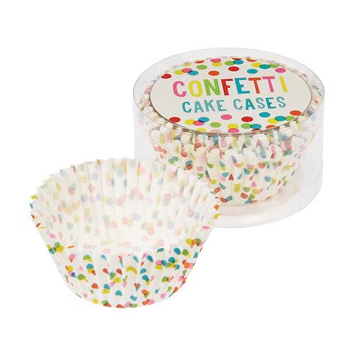 "Muffinformen / Cup Cake Formen ""Konfetti"""