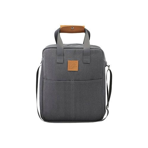 Rucksack, Kühltasche von Society of Lifestyle, grau