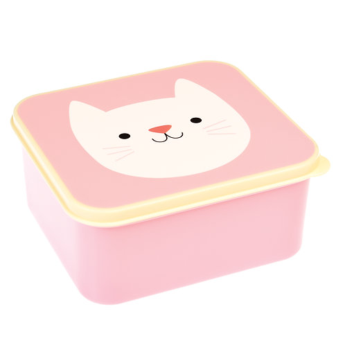 """Lunchbox """"Cookie the cat"""""""