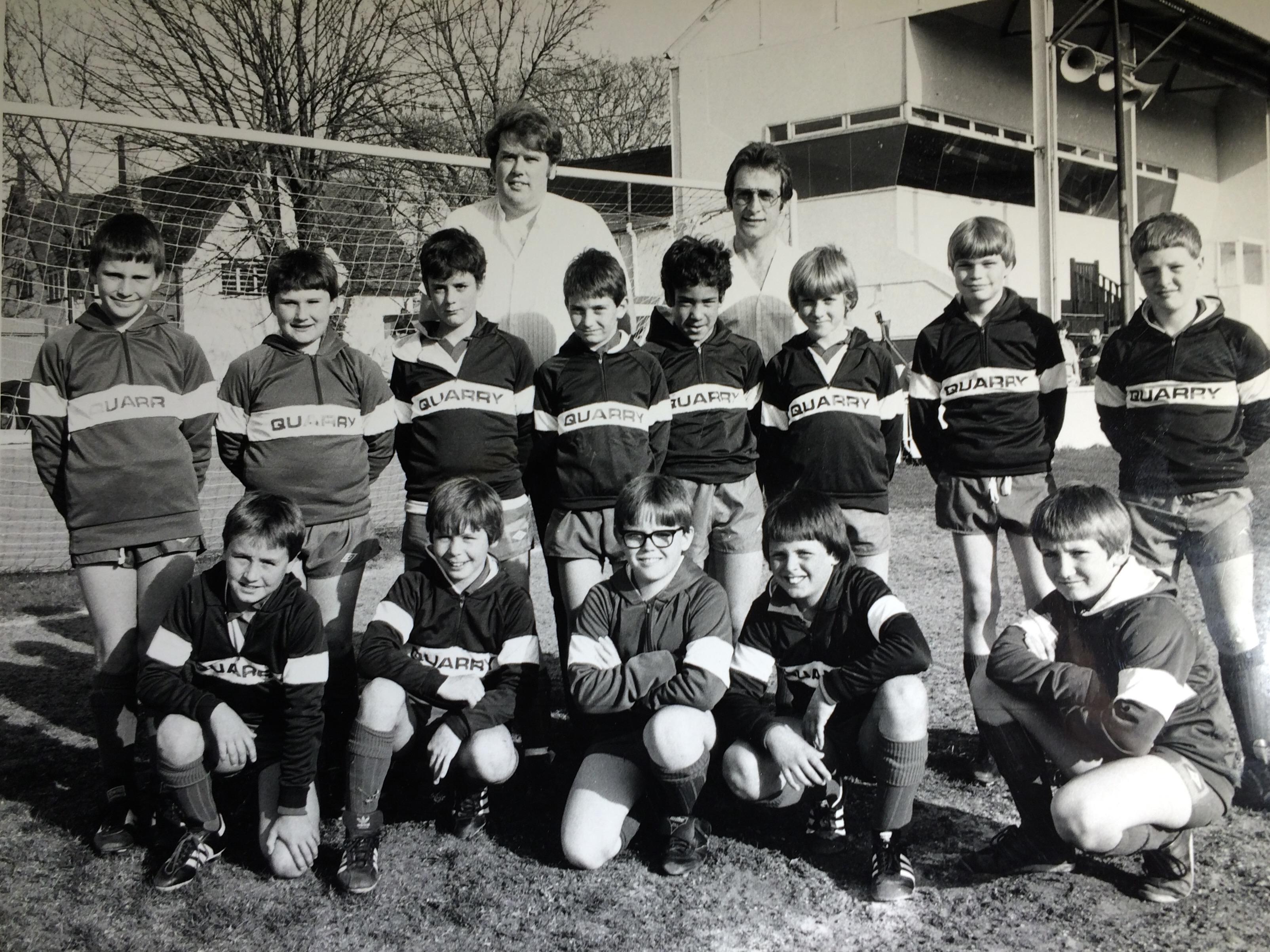 QRFC Under 11 1983