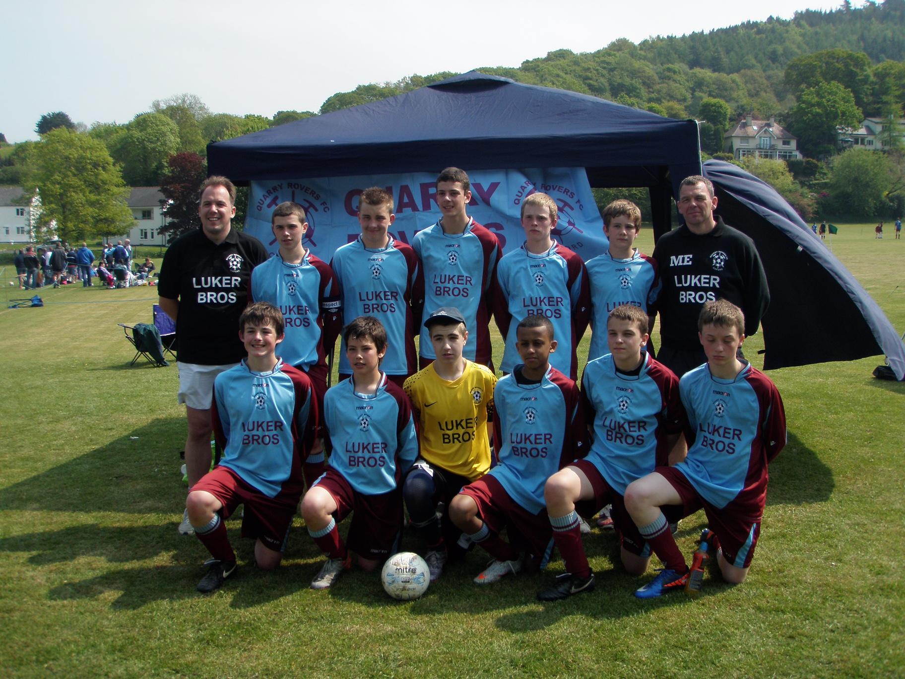 QRFC Under 14, 2011