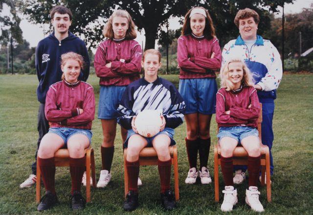 QRFC 1992 line-up 08