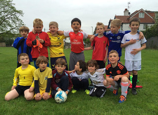 New team: Quarry Under 8