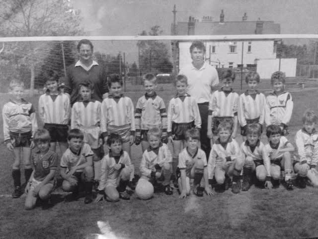 QRFC Under 10, 1987
