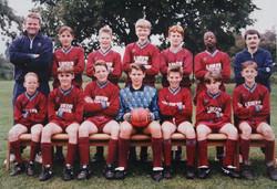 QRFC 1992 line-up 10