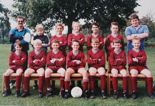 QRFC 1992 line-up 02