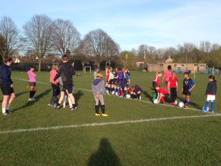 Girls' Football Week 2016