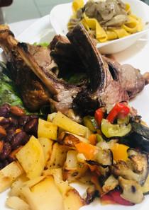 Il piatto del Brega