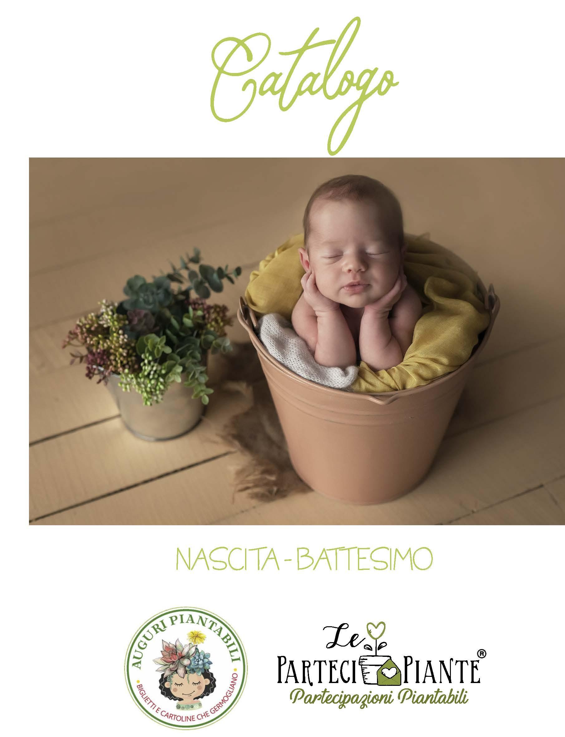 catalogo nascita e battesimo 2021 partec