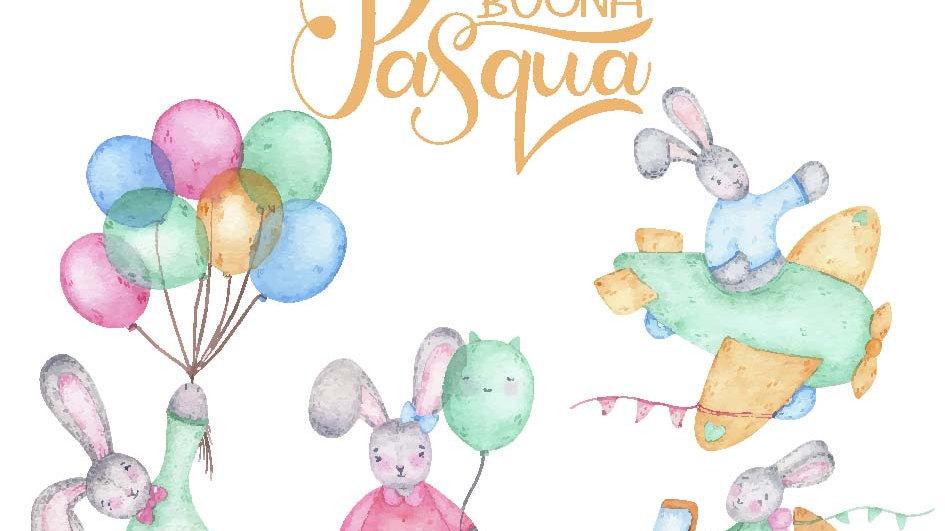 Conigli Pasquali