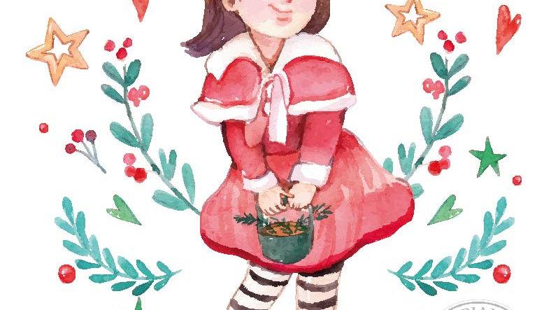 Cappuccetto Rosso Natale
