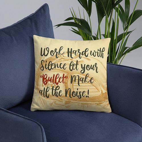 Mugbakán Pillow • Printed in the USA