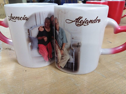 MugBakán COUPLE•MUG