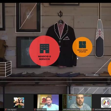 """Fuimos invitados al webinar """"Como optimizar la imagen de tu marca en la era digital"""""""