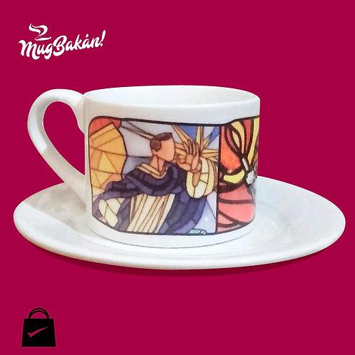 MugBakán ESPRESSO•CUP