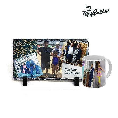 Set fotoroca+mug