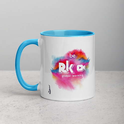 Mug with Color Inside • Printed in the USA
