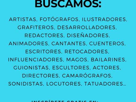 HACKATÓN VIRTUAL LATINOAMERICANA PARA EL SECTOR CREATIVO Y CULTURAL