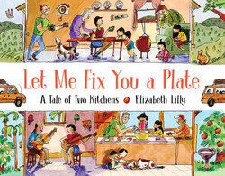 Let Me Fix You a Plate--front cover