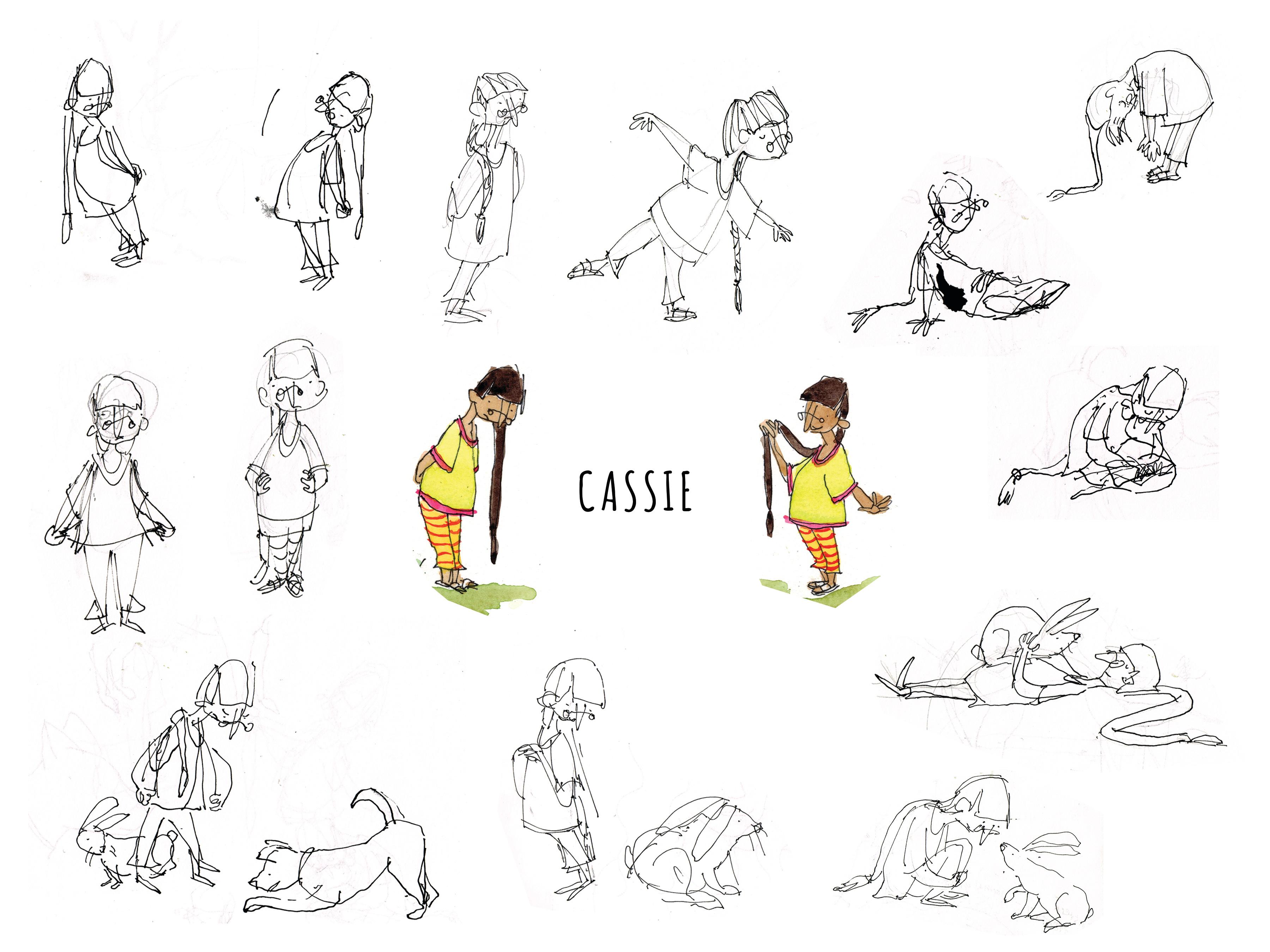 cassie character sheet