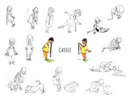 Cassie character page
