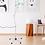 Thumbnail: Lampe Loupe Mobile MEGA VISION 88 SMD LED x5 Support 5 roulettes