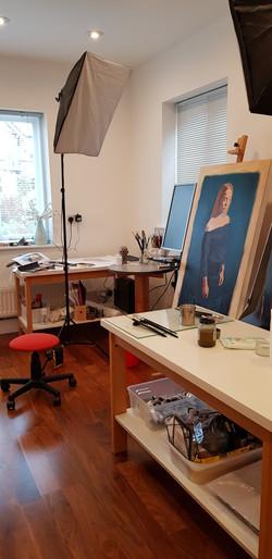 My studio WIP