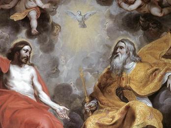 Mystery of the Holy Trinity!