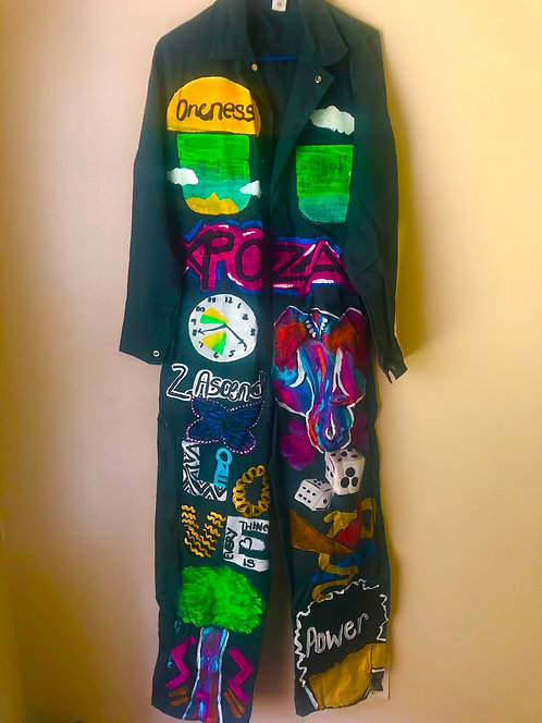 Hand painted Jumper