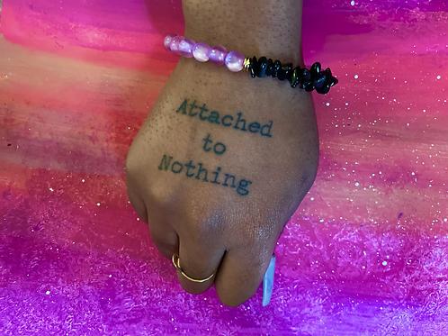 Lilac Aries Bracelet