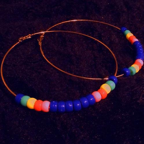 Honey  Hoopz (Rainbow)