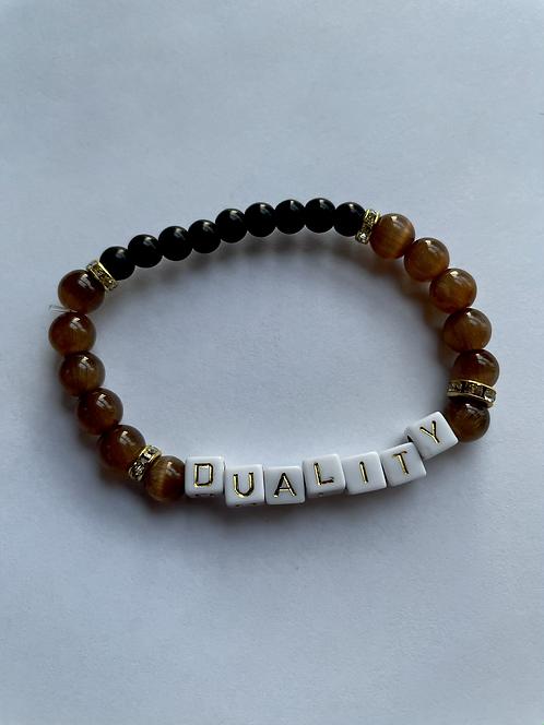 Duality Bracelet