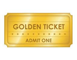 Art Raffle Ticket