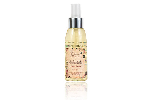 Body oil GUAVA & PAPAYA