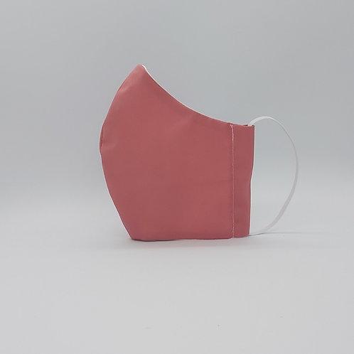 Reusable face mask Plain pink