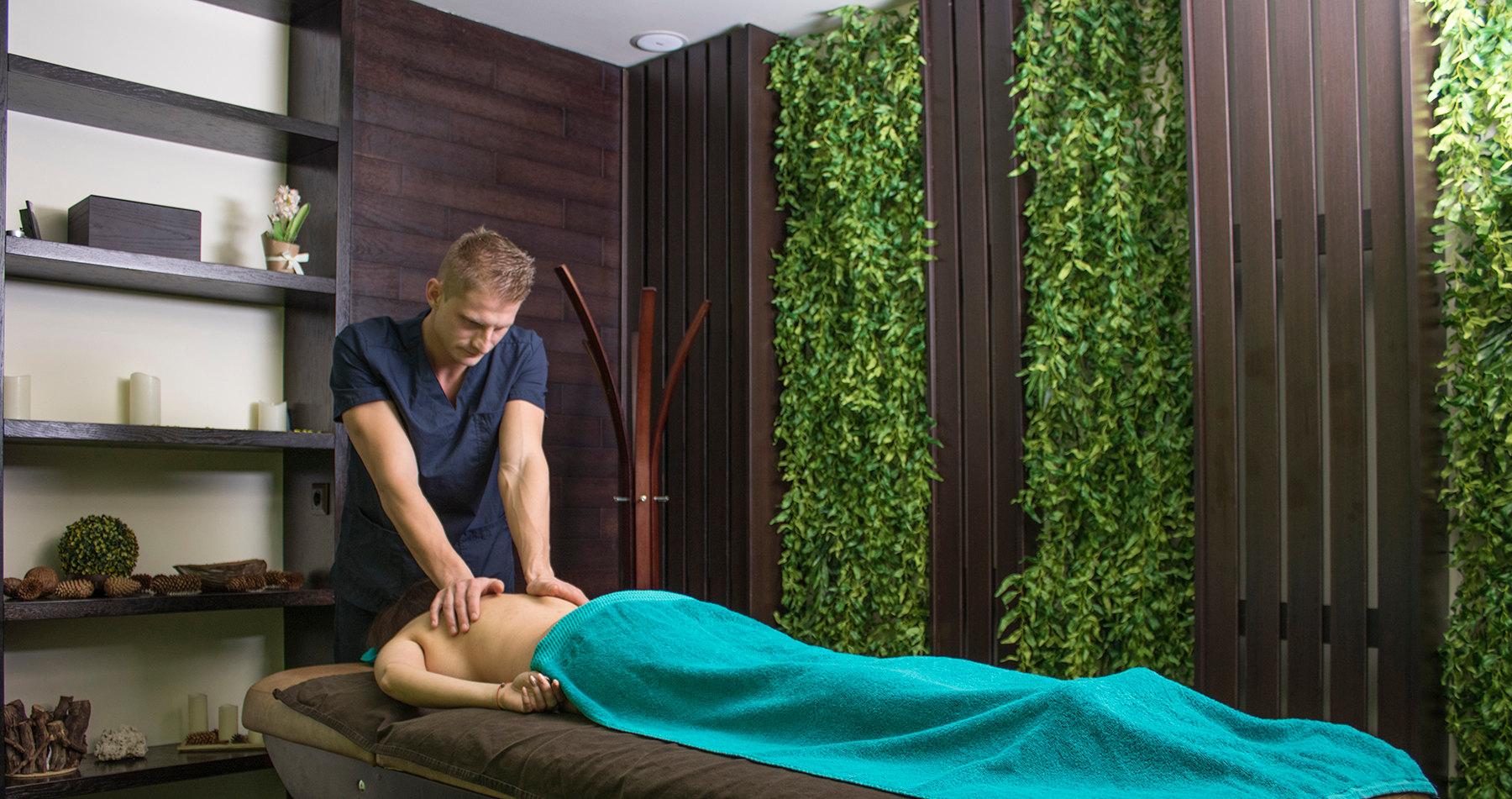 YONI SPA massages
