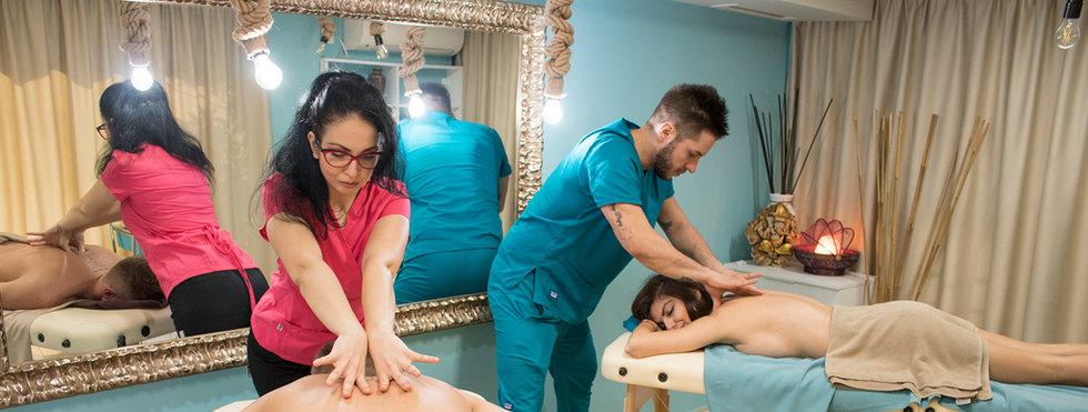 YONI СПА масаж